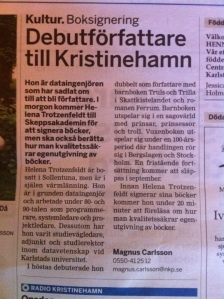Kristinehamns tidning