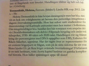 Recension av Ferrum i Wermlandia