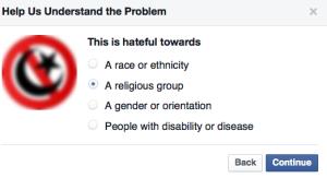 """4. Avgör om folkgruppen är en """"ras"""", religiös grupp, kön eller sexuell läggning eller handikappade."""